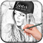 Echo Sketch Photo Editor - Echo Mirror Effect