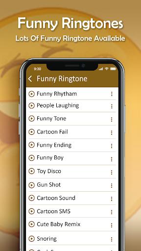 Funny Ringtone screenshot 2