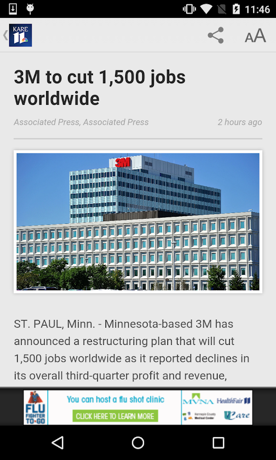 KARE 11 News- screenshot