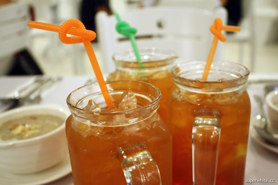 Fullhouse - Iced Lemon Tea