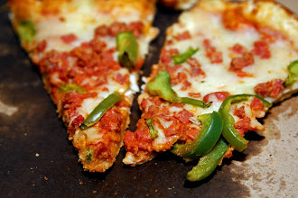 Photo: Cold Pizza = Breakfast