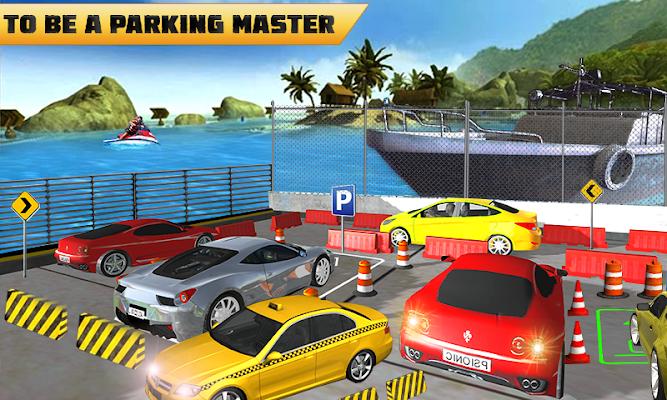 Speed Real Car Parking - screenshot