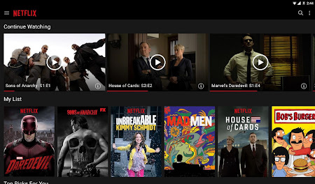 Netflix 3.14.2 build 5186 screenshot 24645