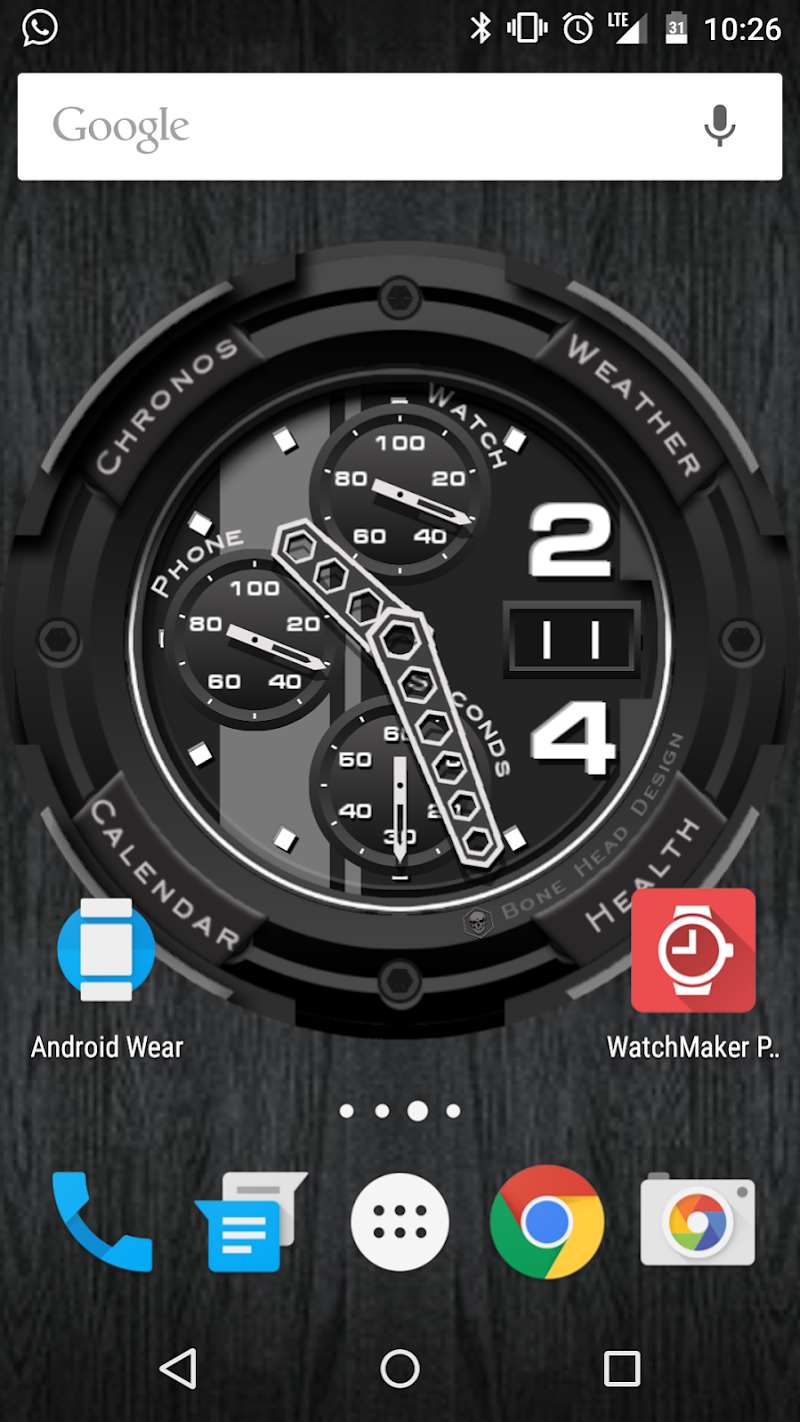 WatchMaker Live Wallpaper Screenshot 6