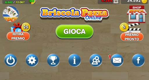 BPOL Briscola Pazza On Line apktram screenshots 2