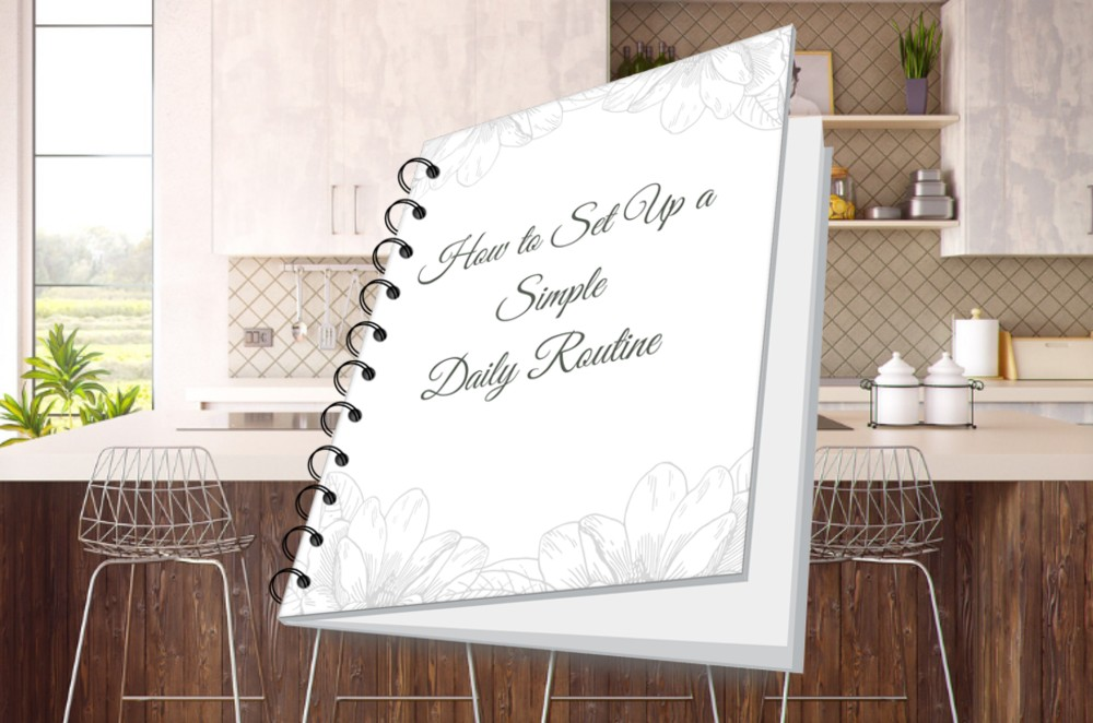 Click here to download daily routines workbook.