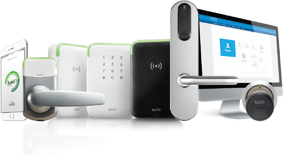 HS4 Electronic Access Control