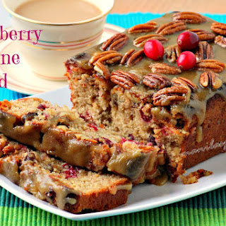 Cranberry Praline Bread