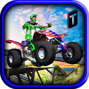 Extreme Quad Bike Stunts 2015 for PC and MAC