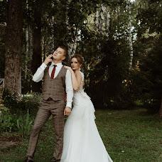 Wedding photographer Yulya Kamenskaya (juliakam). Photo of 15.08.2018