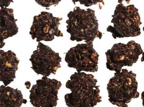 Fudgy Oatmeal Cookies Recipe
