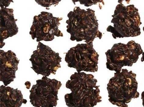 Fudgy Oatmeal Cookies