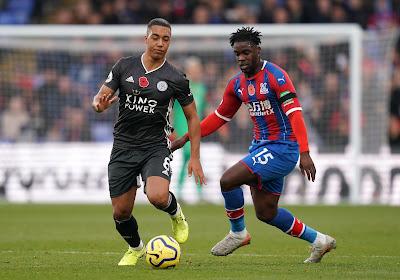 Tielemans et Leicester City prennent trois points à Crystal Palace
