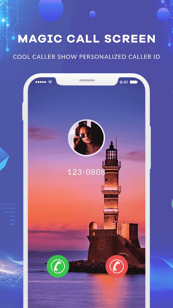 ڈاؤن لوڈ اتارنا Magic Call Screen Apk Android ڈاؤن لوڈ کے لئے تازہ ترین ورژن
