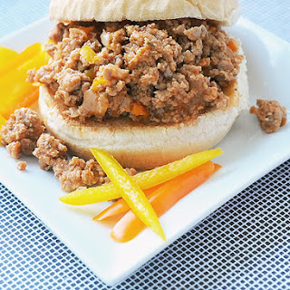 Turkey Sloppy Joes – A Healthy Take on a Traditional Favorite.