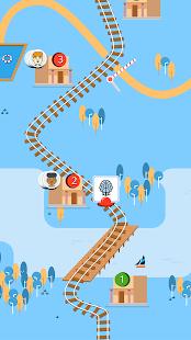 Trainmotiv - náhled