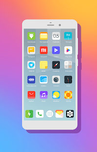 MI UI 9 - Icon Pack- screenshot thumbnail
