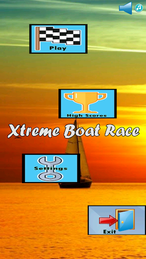 Extreme Boat Racing