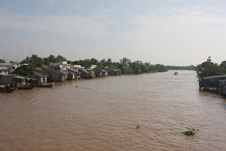Photo: Year 2 Day 32 - Living in the Mekong Delta