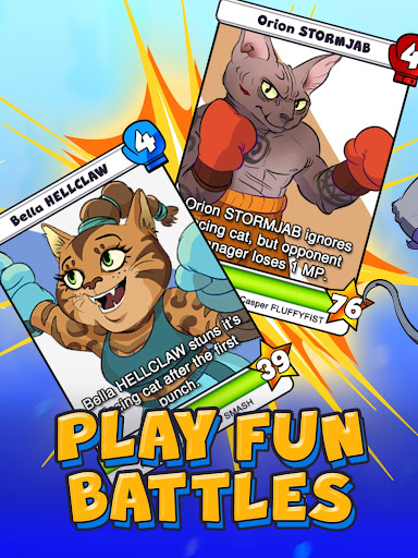 Boxing Cats Collectible Card Game (CCG) Hack, Cheats & Hints