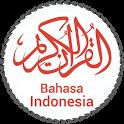 Al Quran Bahasa Indonesia MP3 icon