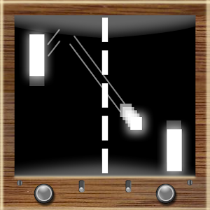 Pong Tennis HD Retro 1.35 by Gazzapper Games logo