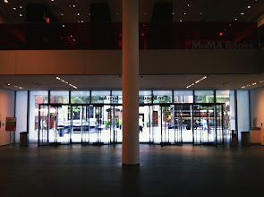Photo: MoMA Lobby