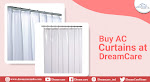 Buy AC Curtains at Dream Care