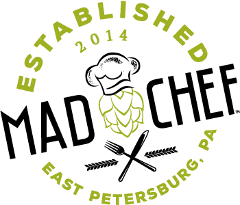 Logo of Mad Chef East Pete Repeat