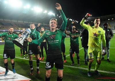Le Cercle de Bruges présente ses maillots pour la saison à venir