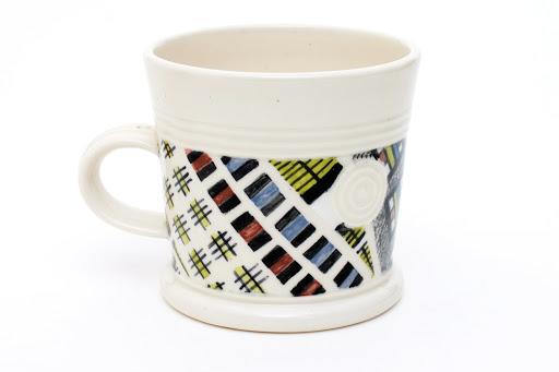 Walter & Madoline Keeler Ceramic Mug 02