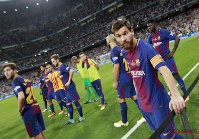 Le Barça et Messi carburent