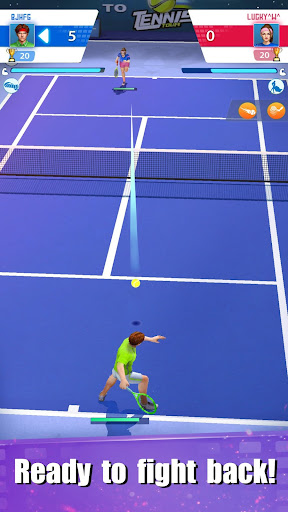 Tennis Tour (Beta) android2mod screenshots 2