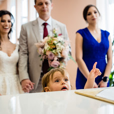 Wedding photographer Tsvetelina Deliyska (lhassas). Photo of 01.07.2019