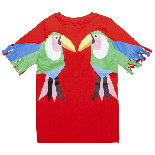 Primary image of Stella McCartney Toucan Print Dress
