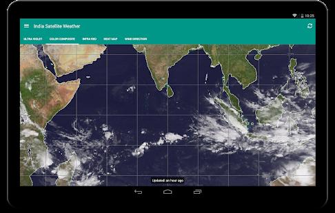 India Satellite Weather APK image thumbnail 5
