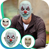 Anonymous Mask Photo Editer