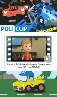 Kumpulan video robocar Poli Bahasa Indonesia - náhled