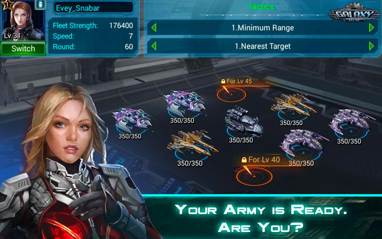 Galaxy Online 3- screenshot