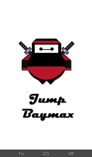 Jump Baymax