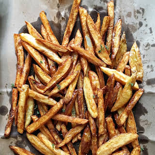 Easiest French Fries.
