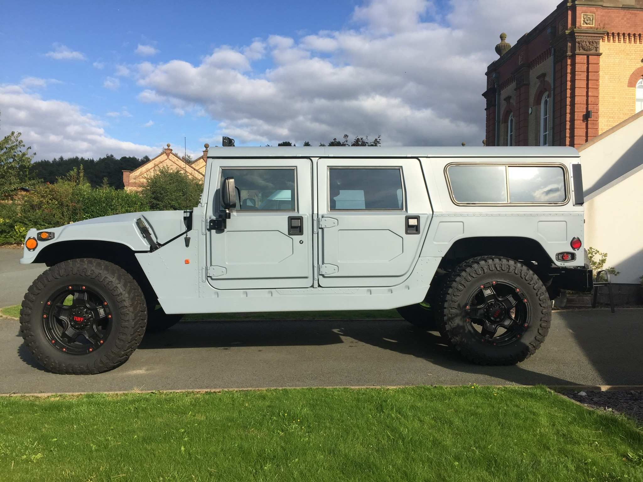 Hummer H1 Hire Stafford