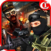 FPS-Zombie Crime City Survival