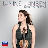 J.S. Bach: Concerto in C minor for violin and oboe BWV1060 - 2. Adagio