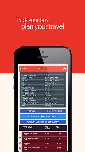 APSRTC LIVE TRACK 1.0.09 screenshots 6