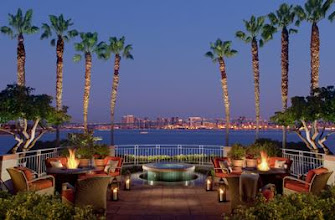Photo: A top-rated bay front San Diego luxury hotel, Loews Coronado Bay offers guests breathtaking views, comfortable accommodations, and access to endless waterfront activities.