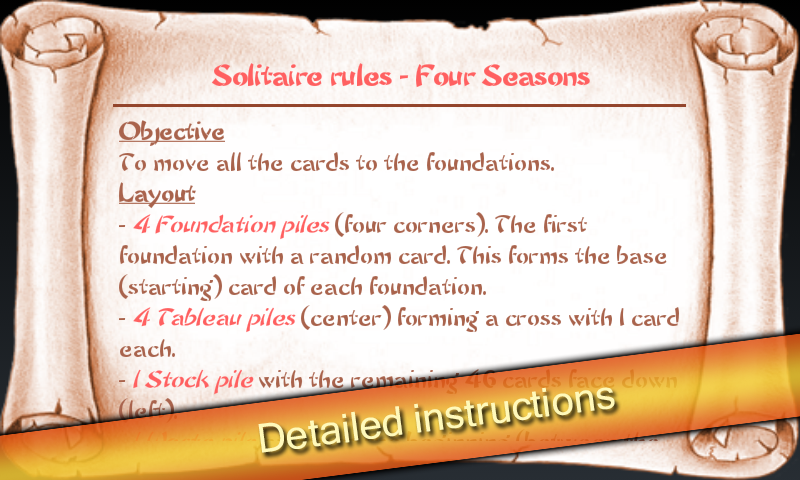 Solitaire Collection Premium- screenshot