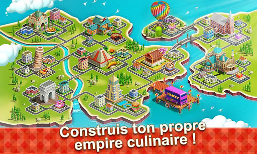 Food Truck Chef™: Cooking Game - Jeu de Cuisine  captures d'écran 2
