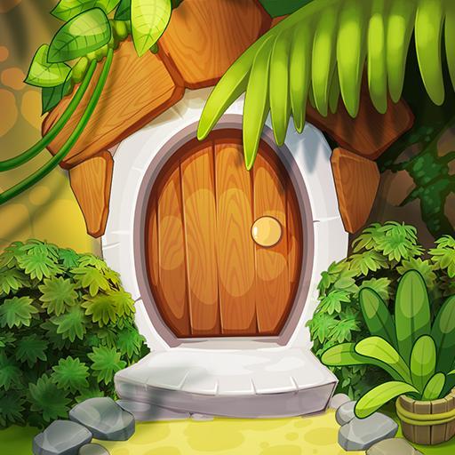 Aventuras num jogo de agricultura épico em uma ilha deserta!
