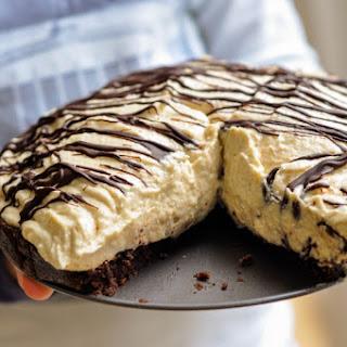 Vegan Peanut Butter Mousse Pie